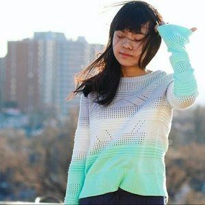 Ivivva Lululemon Calm After Practice Sweater Sz 10